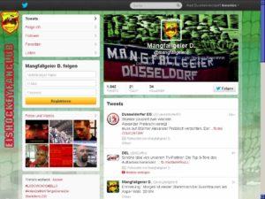 Screenshot unseres Twitterkanal