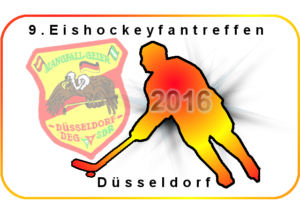 Logo 9. Eishockeyfantreffen Düsseldorf