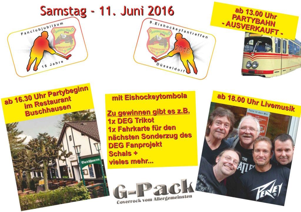 Werbung für Buschhausen
