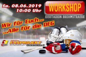Einladung zum Workshop 2019