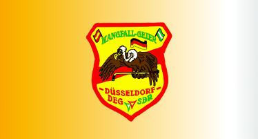 Banner Mitte Mangfallgeier Düsseldorf