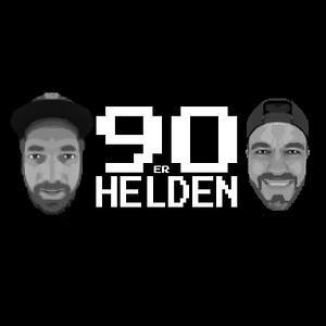90er Helden Logo